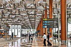 I migliori aeroporti del mondo 2013: trionfa il Changi di Singapore