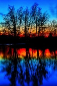 Spectacular #colors. #reflections