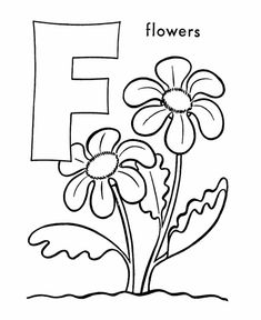 Free Letter F Coloring Sheet, Download Free Clip Art, Free Clip ... | 288x235