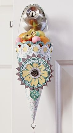 Easter Home Decor for My Mind's Eye....Tina Walker