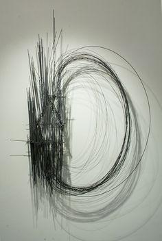 """Drawing in Space"" on Behance David Moreno"