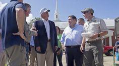 Louisiana governor warns against Trump 'photo-op' - POLITICO