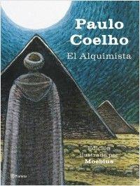 El Alquimista. Edición ilustrada - Paulo Coelho   Reeditamos el clásico de Paulo Coelho, adaptando su diseño a la Biblioteca Paulo Coelho.