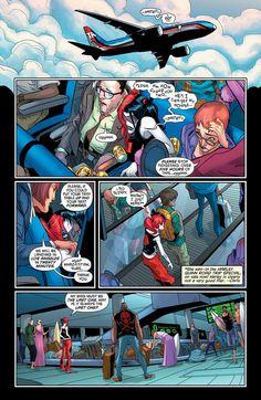 Preview: Harley Quinn #20,   Harley Quinn #20  Story: Amanda Conner, Jimmy Palmiotti Art: John Timms Covers: Amanda Conner, Paul Mounts, Dan Panosian Publisher: DC Comics...,  #All-Comic #All-ComicPreviews #amandaconner #Comics #DanPanosian #DCComics #harleyquinn #jimmypalmiotti #JohnTimms #PaulMounts #previews