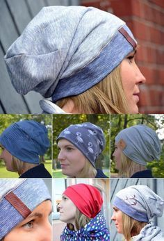 5e7ec0e25e2 Baby Knitting Patterns Beanie A cap in 11 sizes – sewing instructions via  Makerist.
