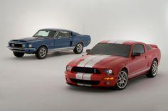 Photo Showdown: Classic Car Designs Versus Their Redesigns - Core77