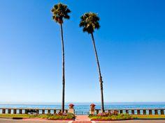 size: Photographic Print: Butterfly Beach, Santa Barbara, California by Geri Lavrov : Visit Santa Barbara, Santa Barbara California, Santa Barbara County, Southern California Beaches, California Dreamin', Weekend Trips, Weekend Getaways, Next Holiday, Travel Aesthetic