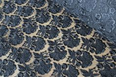 Designer Lace black