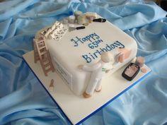 Painter & Decorator cake http://ediblecraftsonline.com/ebook2/mybooks73.htm?hop=megairmone