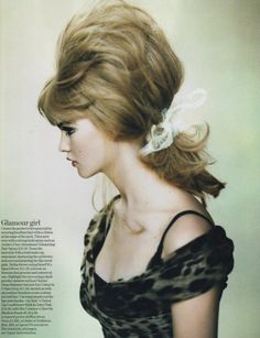 Bridget Bardot look