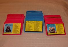 1983 Topps Star Wars Original Return of the Jedi Cards 1-220 Excellent Free Ship