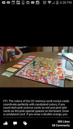 Candy land Review