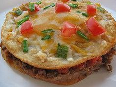 Yumm! Used to love Taco Bells Mexican Pizza, so I am definitely try this recipe!