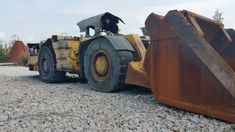Used Atlas Copco ST 3.5 Scooptram for sale #Construction #Equipment #Mining #Mineria #Baumaschine #LHD #Bilder #Bagger #Bergbau #sandvik #Tamrock #Toro