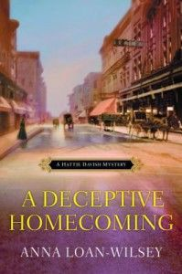 Review/Giveaway - A Deceptive Homecoming by Anna Loan-Wilsey