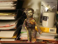 allen ginsberg doll- sold