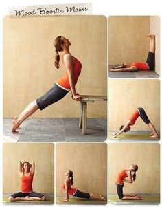 6 mood boosting moves