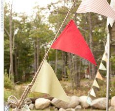 decorative flags
