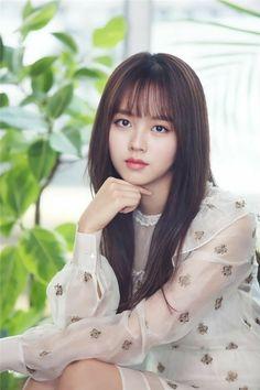 Cute Korean, Korean Girl, Korean Beauty, Asian Beauty, Korean Celebrities, Celebs, Kim So Hyun Fashion, Kim Sohyun, Kim Yoo Jung