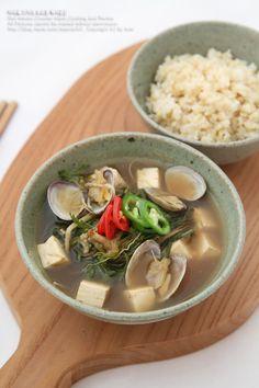 냉이된장국 끓이는법 레시피 Soybean Paste Soup  http://blog.naver.com/ssanta302/220270685254