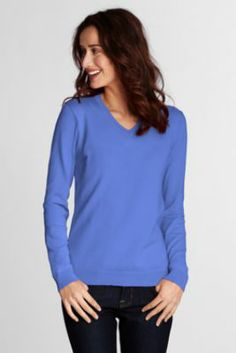 Crewneck Sweater Land S End And Cable On Pinterest
