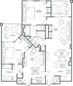 The Westin Kierland Villas | Two-bedroom Lockoff Villa