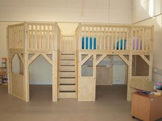 Fairytale Home Decor, Loft Playroom, Toy Room Organization, Kids Basement, Room Design Bedroom, Toy Rooms, Building A New Home, Big Girl Rooms, Kid Beds