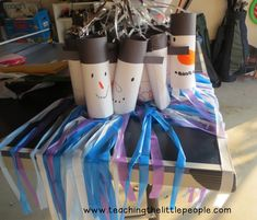 Snowman Windsocks