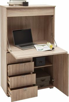 Smart Furniture, Space Saving Furniture, Home Decor Furniture, Home Office Design, Home Office Decor, Study Table Designs, Bookcase Desk, Convertible Furniture, Sewing Room Design