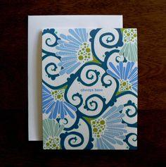 SYMPATHY : Friendship, Always Here by littlegreencards on Etsy