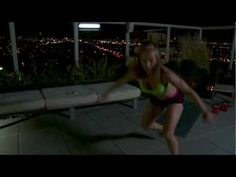 ▶ ZWOW # 3 Time Challenge -- Rooftop Workout | ZuzkaLight.com - YouTube