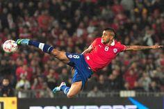 Arturo Vidal (Chile)