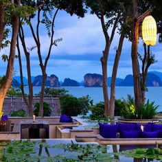 Six Senses Yao Noi Hotel in Thailand. Find this and more holiday inspiration at Redonline.co.uk