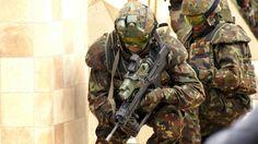 Guerras del futuro: robots, soldados perfectos y ejércitos privados