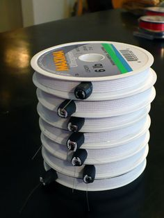 diyflyfishing: DIY Spool Hands