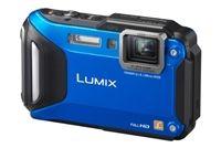 Panasonic Lumix DMC-FT5 Compact Camera - Blue