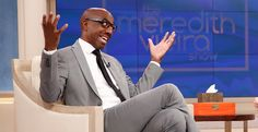 Comedian J.B. Smoove guest on the Meredith Vieira show 2-4-15