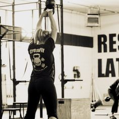 This makes me smile. Crossfit <3