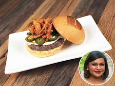 The Mindy Project star has teamed up with Umami Burger to create The Mindy Burger to benefit the Pancreatic Cancer Action Network.  The burger, which will be available for $13 at Umami restaurants starting Sept. 1.   Umami donates $1 for each burger sold to the stars' charity of choice.