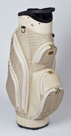 56b1bd5d7d0b Check out Taylor Beige Cutler Ladies Golf Cart Bag! Find the best golf gear  and