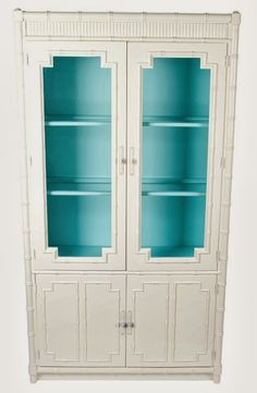 Painted interior - paint interior of unit theme colour and outside white. Possible colours black silver or duck egg blue