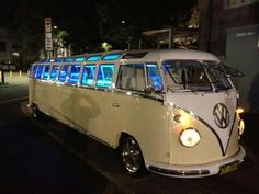 Next time I have need of a limo...I hope I can find one of these!