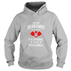 Real Grandmas Play Pickleball T-Shirt  #gift #ideas #Popular #Everything #Videos #Shop #Animals #pets #Architecture #Art #Cars #motorcycles #Celebrities #DIY #crafts #Design #Education #Entertainment #Food #drink #Gardening #Geek #Hair #beauty #Health #fitness #History #Holidays #events #Home decor #Humor #Illustrations #posters #Kids #parenting #Men #Outdoors #Photography #Products #Quotes #Science #nature #Sports #Tattoos #Technology #Travel #Weddings #Women
