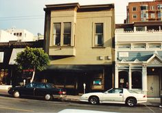 The Blue Light Cafe - 1979 Union Street  in San Francisco. Boz Scaggs opened this restaurant in 1984. I thought it went out of business a long time ago. Apparently I was wrong! I used to go here with my friends whenever we went to see Boz perform in the bay area. I need to get back there again!