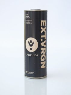 LADOLEA Extra Virgin Olive Oil - Tin - Intense Fruity - Megaritiki Variety (500ml)
