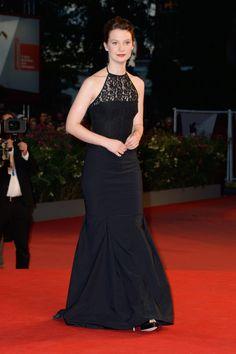 Mia Wasikowska in Nina Ricci | 70th Venice International Film Festival 2013 #redcarpet