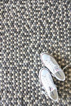 Cost Of Carpet Runners For Stairs Product Wall Carpet, Diy Carpet, Handmade Felt, Handmade Rugs, Felt Ball Rug, Cost Of Carpet, Rug Material, Carpet Colors, Living Room Carpet