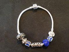 UK Wildcats Bracelet