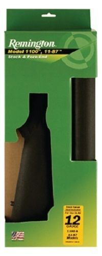 Remington 1100 11-87 Stock and Fore-end Synthetic Shotgun (12-Gauge, Black)