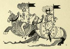 """Arabia"" Decoration.   